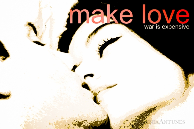 Make Love War is Expensive