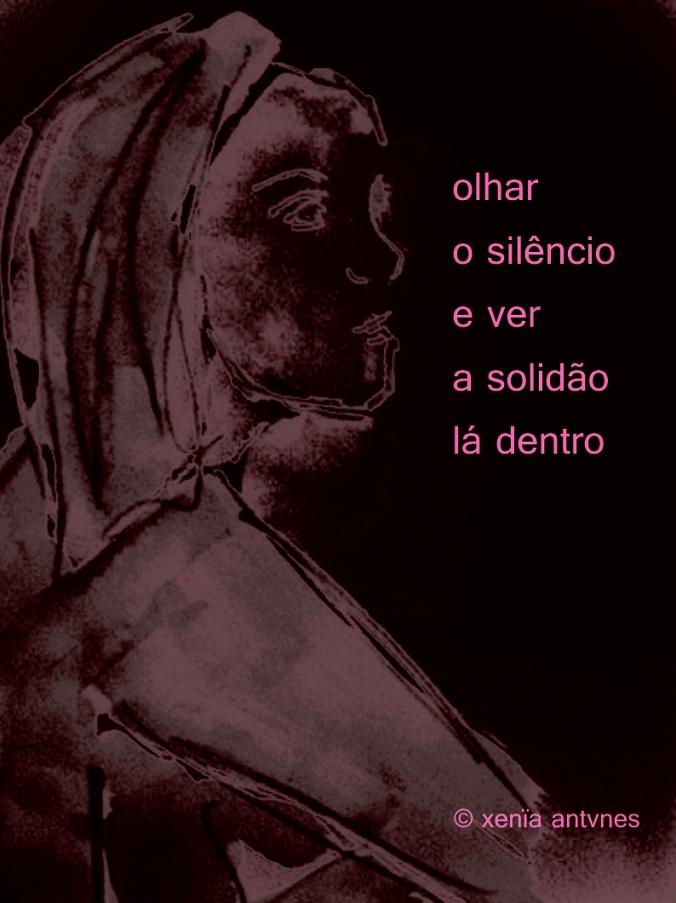 Poesia Visual: Olhar o silêncio e...